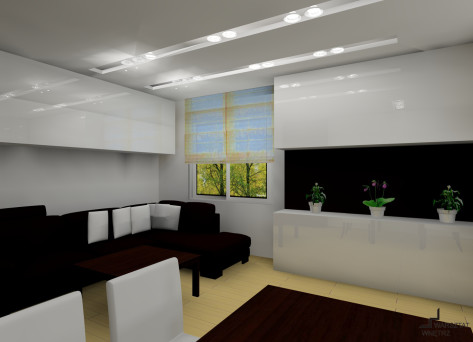 salon minimalizm