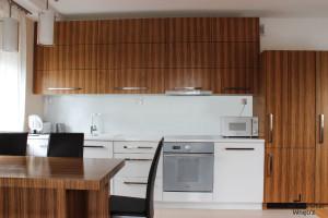 salon z aneksem kuchennym styl nowoczesny